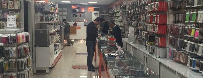 Nettech is one of Locais curtidos por Murat karacim.