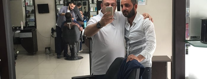 Ali Özer Hair Designer is one of Murat karacim : понравившиеся места.