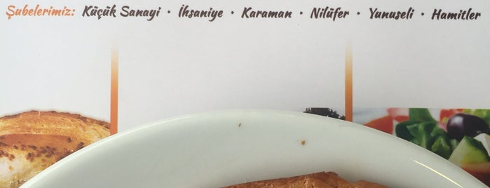 TAHİNLİM Küçük Sanayi is one of Murat karacim : понравившиеся места.