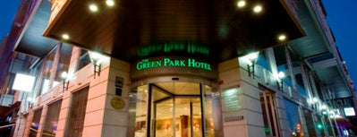 The Green Park Taksim Hotel is one of Istambul.
