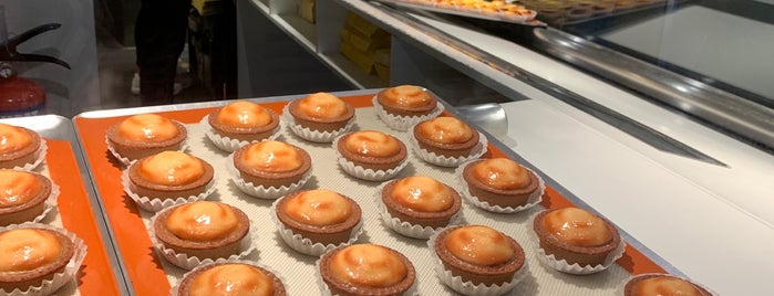 Bake Cheese Tart is one of Lugares favoritos de Jocelyn.