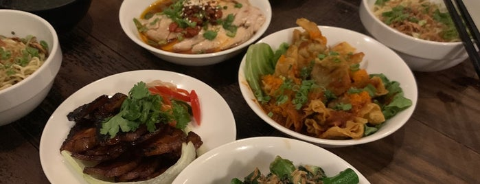 Wanton Seng's Noodle Bar is one of Locais curtidos por Ian.