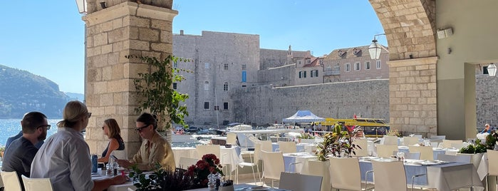 Arsenal is one of Dubrovnik recommendations.