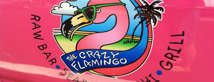 The Crazy Flamingo is one of MARCO ISLAND.