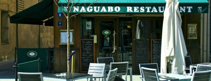 Restaurant Naguabo is one of Posti che sono piaciuti a Jordi.