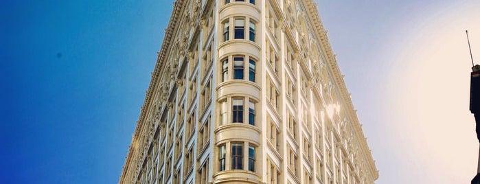 Phelan Building is one of World Traveling via Instagram.