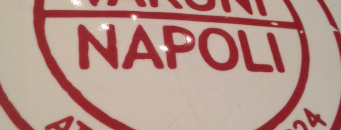 Varuni-Napoli is one of Pizza Slicing it up in Atlanta.