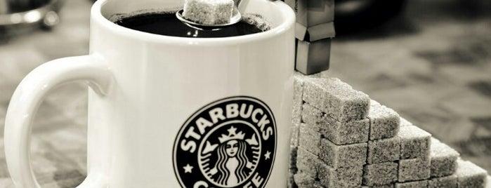 Starbucks is one of Eskişehir'in En Popüler Mekanları.