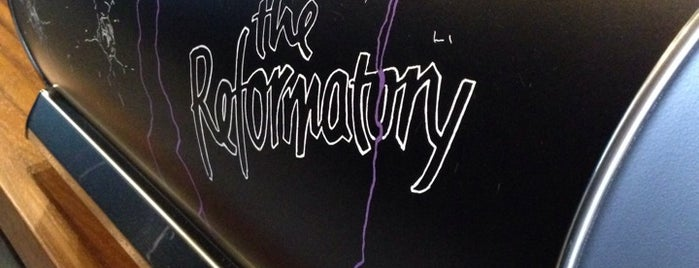 The Reformatory Caffeine Lab is one of Sydney Breakfast and Cafes.