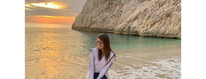 Kaputaş Plajı is one of Kızla Gidilir Buraya Nezih Mekan.
