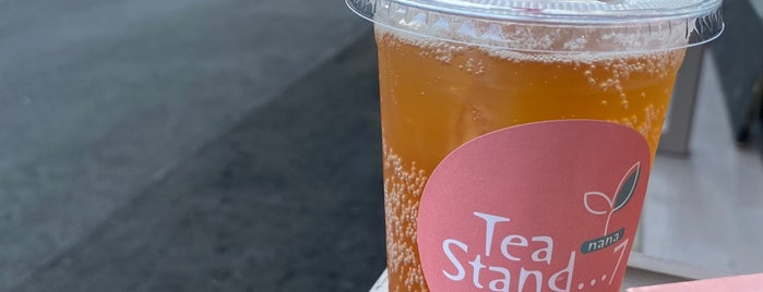 Tea Stand…7 is one of NRT.