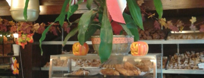 Monteleone's Bakery is one of NY to-do.