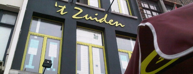 't Zuiden is one of Vera'nın Beğendiği Mekanlar.