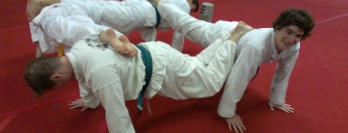 Highland Martial Arts is one of Lugares guardados de Stephen.