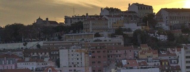 Miradouro do Torel is one of Pôr do Sol 🌅 em Lisboa.