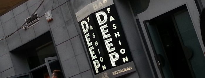 Deep Fashion Bar is one of Guide to Cosenza's best spots.