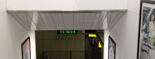 Komagata Station is one of JR 키타칸토지방역 (JR 北関東地方の駅).