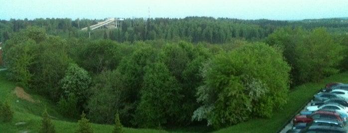 Kurshale is one of Lugares favoritos de Artemy.