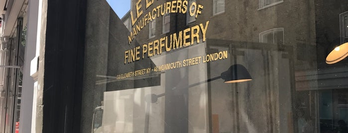 Le Labo is one of Shopping in London.