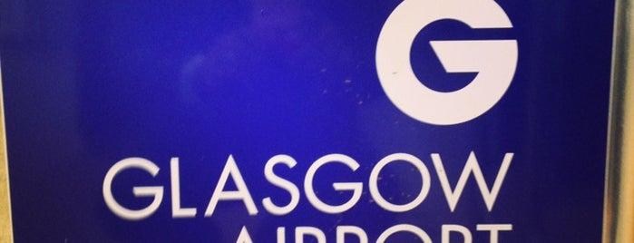 글래스고 공항 (GLA) is one of Airports Worldwide....