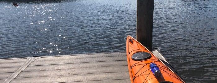 Weedon Island kayak launch is one of Beaches To Do List.