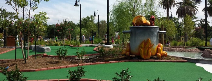 City Putt at City Park is one of Lieux qui ont plu à Rose.