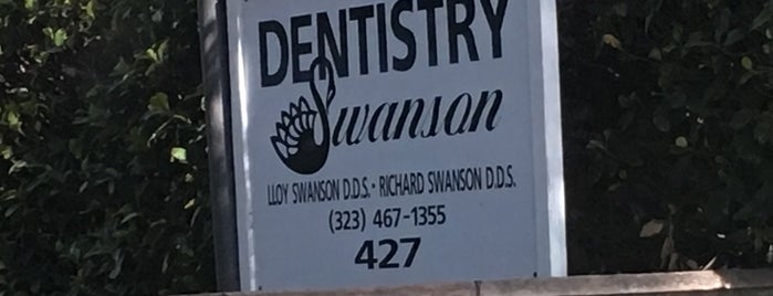 Swanson Dentistry is one of My Stuff.