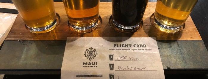 Maui Brewing Company is one of Maui 2019.