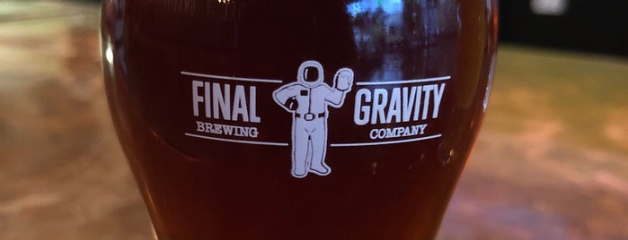 Final Gravity Brewing Co. is one of Do: Richmond ☑️.