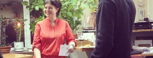 Библиотека им. К. А. Тимирязева is one of Татьяна : понравившиеся места.