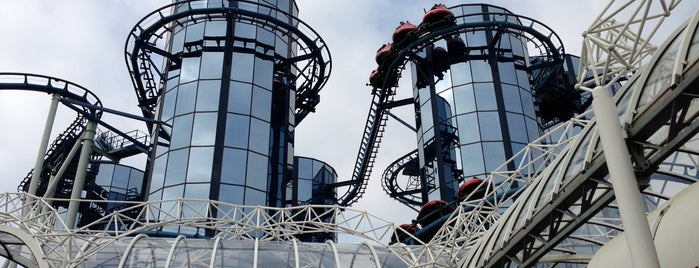 Europa-Park is one of The Summer of 2014.