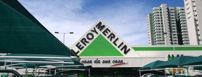 Leroy Merlin is one of Orte, die Maria Bernadete gefallen.