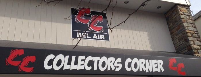 Collectors Corner - Bel Air (Outpost) is one of B'more-Washington metro.