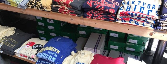 Ebbets Field Flannels is one of Seattle.