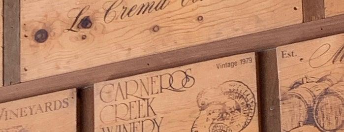 California Wine Merchant is one of Posti che sono piaciuti a Spoon.
