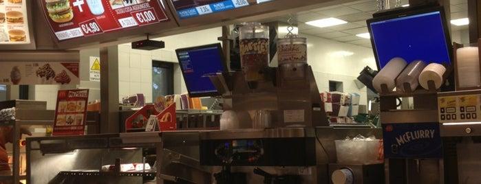 McDonald's is one of Locali più frequentati.