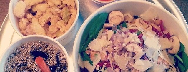 Piada - Italian Street Food is one of Troy-ish restaurants.