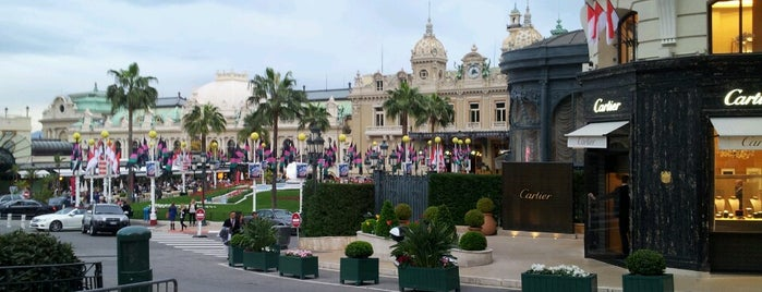 Place des Moulins is one of Monaco.
