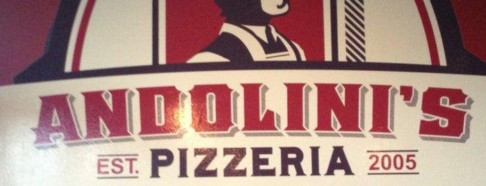 Andolini's Pizzeria Owasso is one of Top Restaurants 2.