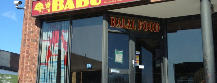 Babu Catering & Take Out is one of Toronto Food - Part 1.