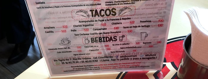 Buns is one of Restaurantes.