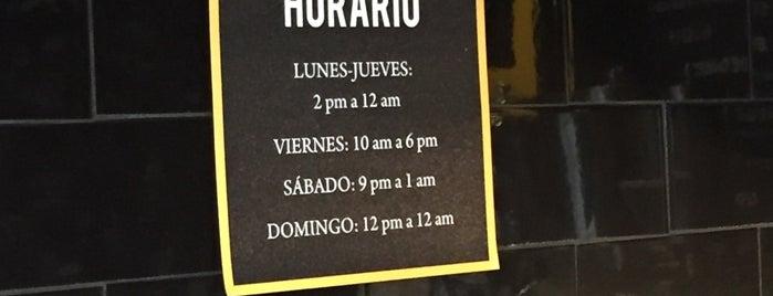 La Churreria is one of Tempat yang Disimpan Oscar.