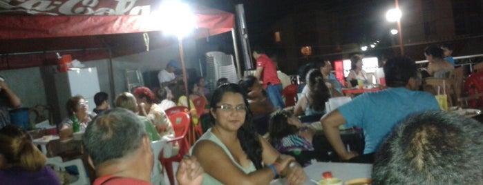 Los Parados is one of สถานที่ที่ Memo ถูกใจ.