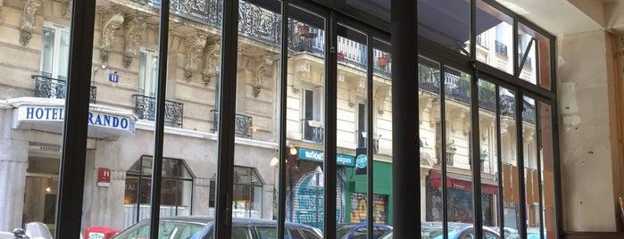 Marcel et Clémentine is one of Paris 9ème.