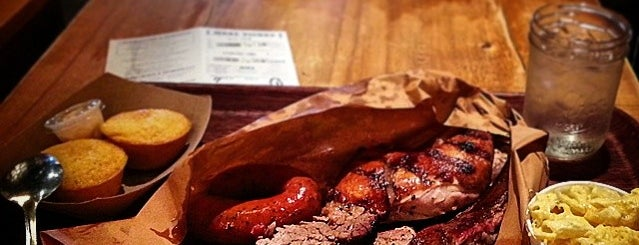 Hill Country Barbecue Market is one of Best BBQ.