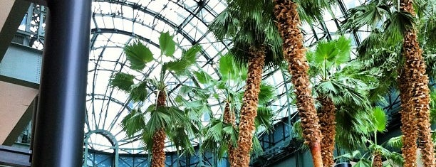 Winter Garden Atrium is one of NYC LIST.