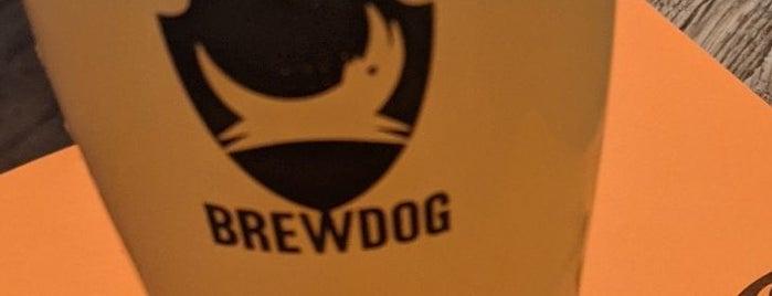 BrewDog Brighton is one of Posti che sono piaciuti a Chris.