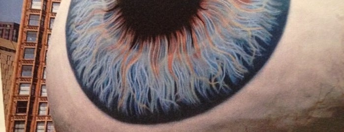 Eye is one of Dallas-Fort Worth.