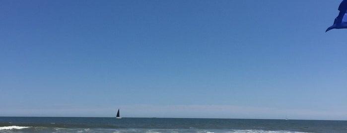 The Beach is one of Cindy : понравившиеся места.