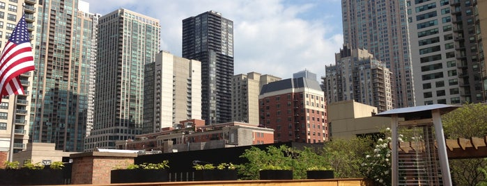 ZED451 is one of Chicago Summer Guide: Best Rooftops.